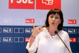 Armengol señala que «los socialistas  están para volver a la Europa de las personas»