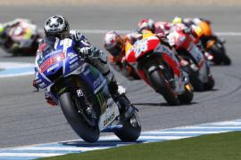Lorenzo (Yamaha):  «Hoy no salió nada bien»