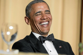 Obama: «En 2008 mi eslogan era 'Yes we can'; en 2013 era 'Control-Alt-Suprimir»