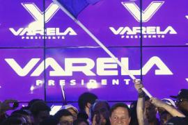 Un victorioso Varela anuncia un gobierno de unidad, humano y  social en Panamá