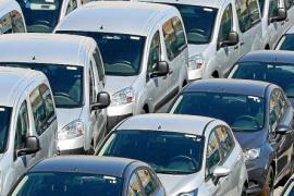 Balears contará con 55.000 coches de alquiler en verano
