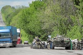 Los combates se recrudecen en el este de Ucrania al retomar el Ejército la ofensiva