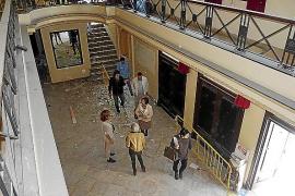 Última visita al teatro antes de la reforma