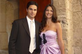 Boda de Nuria Fergó y José Manuel Maíz en La Almudaina