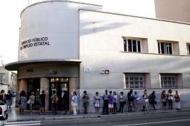 Balears lleva un año creando ocupación pero todavía hay 75.789 desempleados