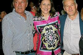Cena-subasta solidaria de Llevant en Marxa en el hotel Mirador
