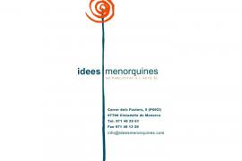 Idees menorquines de publicitat a l'acte