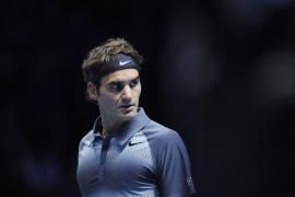 Federer, baja, y Nadal debuta hoy ante Mónaco