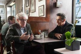 Woody Allen y John Turturro en un fotograma de Aprendiz de gigoló