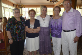 El Centro Gallego de Mallorca celebró una comida de hermandad