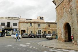 El entorno de la Porta Murada será objeto de una ambiciosa remodelación