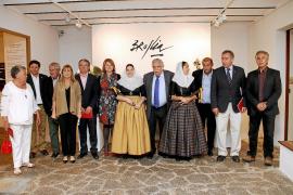 La fuerza y el espíritu libre de Enrique Broglia se materializan en Can Prunera
