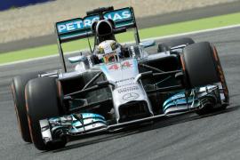 Hamilton, cuarta 'pole' del año en Barcelona, donde Alonso saldrá séptimo