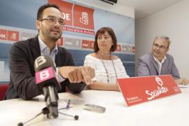 Armengol: «Bauzá ha pactado que las prospecciones se harán tras las autonómicas»