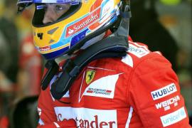 Alonso: «Hubiera preferido salir más adelante, pero espero hacer buena carrera»