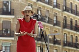 Rosa Díez: «Si pudieran, nos ilegalizarían por poner en riesgo el bipartidismo»
