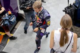 Vettel, sancionado con cinco puestos, saldrá en decimoquinta posición