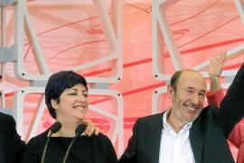Rubalcaba anima a convertir los comicios en un plebiscito contra la política de Rajoy