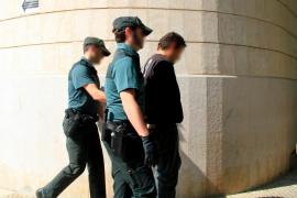 Prisión para los dos detenidos por el asesinato en Pollença