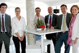 Encuentro de Joves Empresaris con el doctor Alguersuari