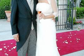 Boda de Bartomeu Ramis y Rosa Molina