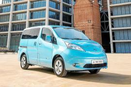 Nissan ya produce el e-NV200, su  segundo  vehículo 100 % eléctrico