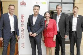 El grupo DER Touristik prevé que Mallorca será el destino líder en 2015 y 2016