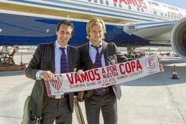 El Sevilla vuelve a citarse con la historia