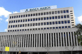 El Grupo Banca March ganó en el primer trimestre 39,1 millones de euros