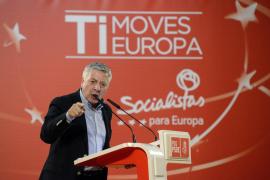 Blanco pide «no avalar» las políticas de Rajoy en las urnas, porque «solo puso la  marcha atrás»