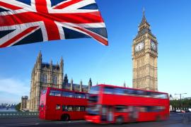 Londres, big ben