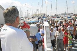 El Govern suprime los fondeos de pago en Punta Avançada en aguas de Pollença