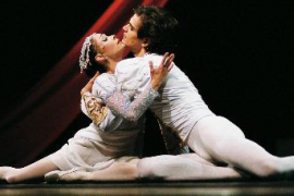 'Romeo y Julieta' danzan en el Principal