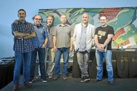 El cómic local entra en Es Baluard para dialogar con el  arte contemporáneo