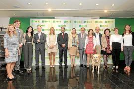 La ONCE apuesta por transmitir ilusión a la sociedad y crear empleo en Balears