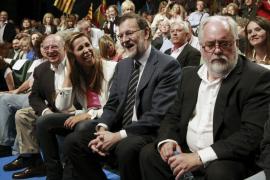 Rajoy pide el voto por una Catalunya «española y europea» y «no aislada»