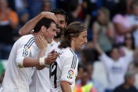 El Real Madrid vence con la cabeza en Lisboa