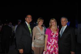 Juan José Hidalgo inaugura dos complejos en República Dominicana