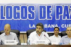 Las FARC se comprometen a terminar sus relaciones con el narcotráfico