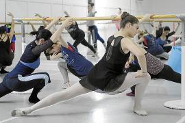 palma cultura reportaje ballet bailarines profesionales foto miquel