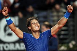 Nadal busca la octava corona en Roma en su cuarta final con Djokovic en Italia