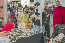 José Oliver y Bartolo Torres recalan en Ficòmic con la obra 'El joven Lovecraft'