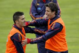 Villa: «Nuestros tres porteros serían titulares en el 90% de las selecciones»