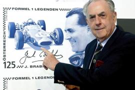 El australiano Jack Brabham, tricampeón de Fórmula 1, muere a los 88 años
