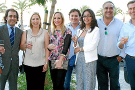 Inauguración del Centro Náutico de Grupo Baeza en Palma