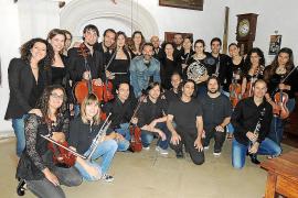 Concierto solidario de Jaume Anglada en Binissalem