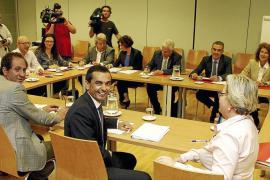 El Govern consigue aprobar el Pla d'Ocupació con la negativa de UGT