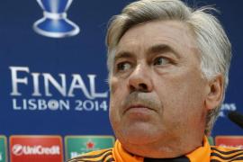 Ancelotti asegura que Cristiano y Bale serán titulares en Lisboa