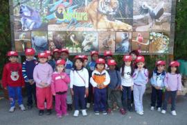 Alumnos de Infantil del CEIP Jafuda Cresques de Palma visitaron Nautura Parc