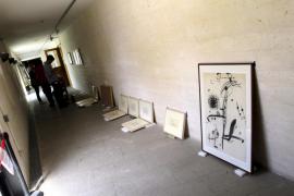 La Fundació inaugura este jueves una exposición con 200 obras de Miró y de Albers